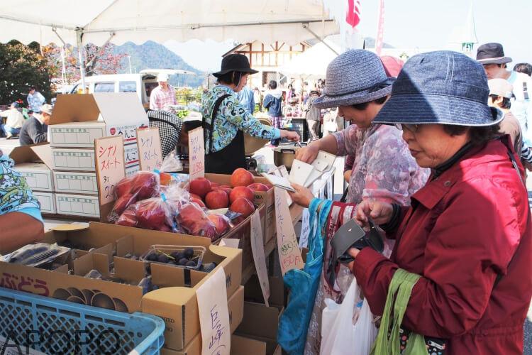 PA180109_山ノ内町の秋の収穫祭「よってかっしゃい 山ノ内」