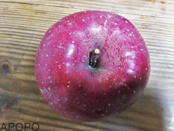 IMG_4956_やはり美味しい!サンふじツル割れりんご