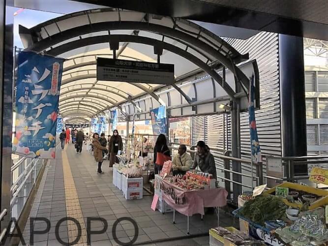 IMG_5023-min_山梨県甲府駅の空中市「ソライチ」出店してきました